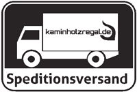 Kaminholzregal.de - Versand Spedition