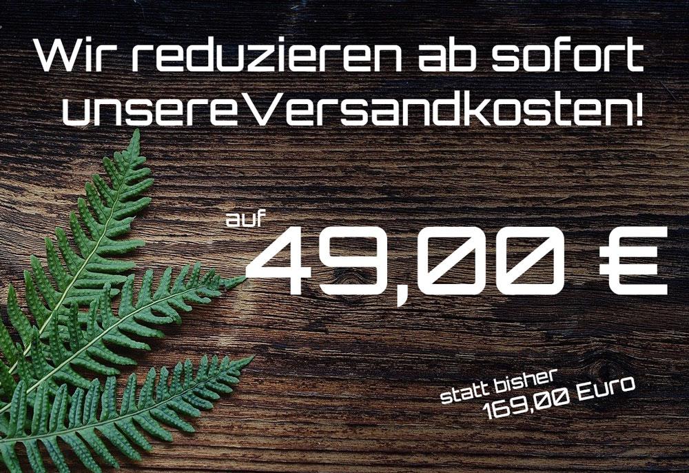 Kaminholzregal.de_Versandkosten
